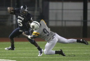 Shoemaker vs Stony Point Football