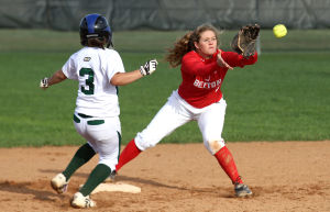 Softball: Ellison v. Belton