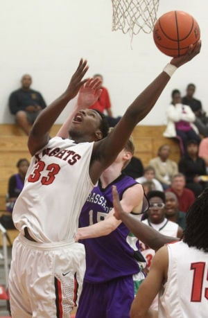 Boys Basketball: Heights v. God's Academy
