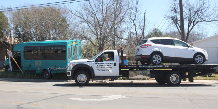 Trimmier Traffic Accident