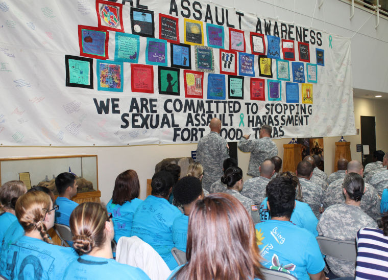 Fort Hood sexual assault