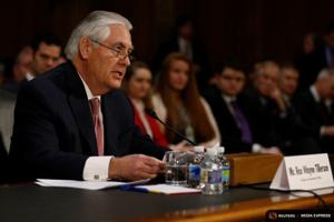 Former Exxon CEO Rex Tillerson confirmed as next Secretary of State