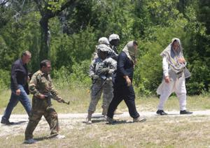 Camp Bullis Training