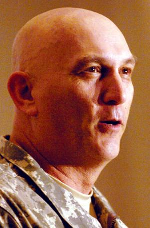 Odierno talks of mission in Iraq