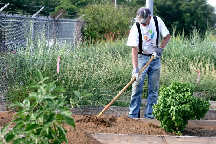 Master Gardeners Tour