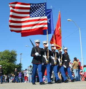 2014 Killeen Veterans Day Parade