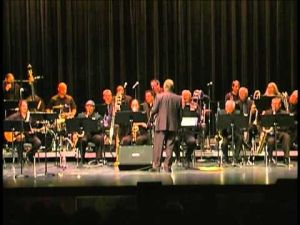 Temple Jazz Orchestra - Bill Holman