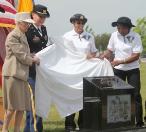 Women Veterans Monument Dedication Ceremony