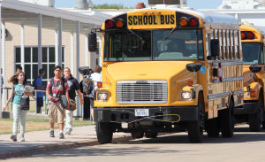 First Day of School - Killeen High School