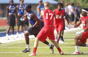 Cove v. Belton 7-on-7 Football