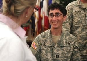 Fort Hood's Female Rabbi