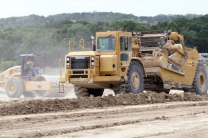 FM 2657 project ahead of schedule