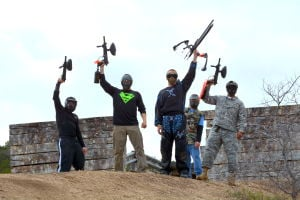 BLORA Games Paintball Tournament