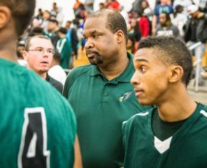 Harker Heights v Ellison Basketball 2nd half