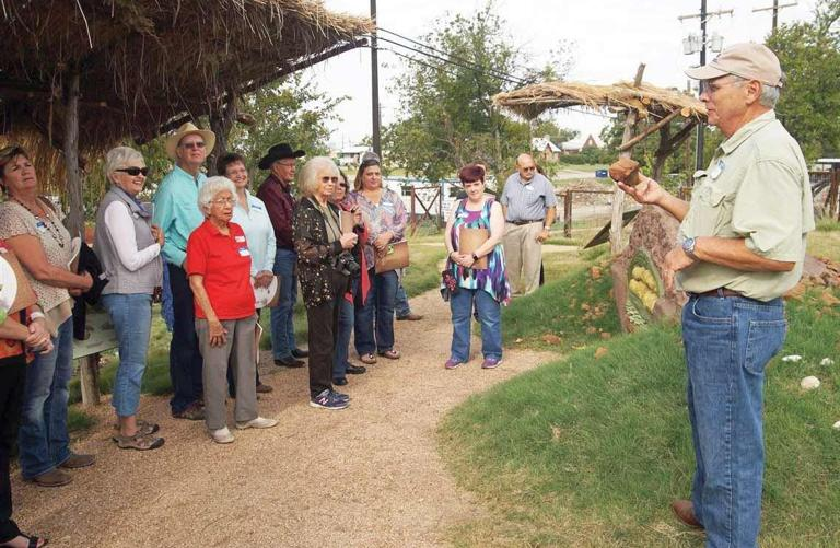 A living legacy: History comes to life at Texas Botanical Gardens