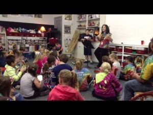 Gatesville ukulele club