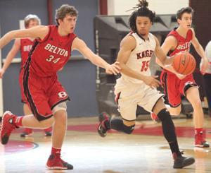 Harker Heights vs Belton Boy's Basketball