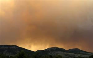 Colorado Wildfires