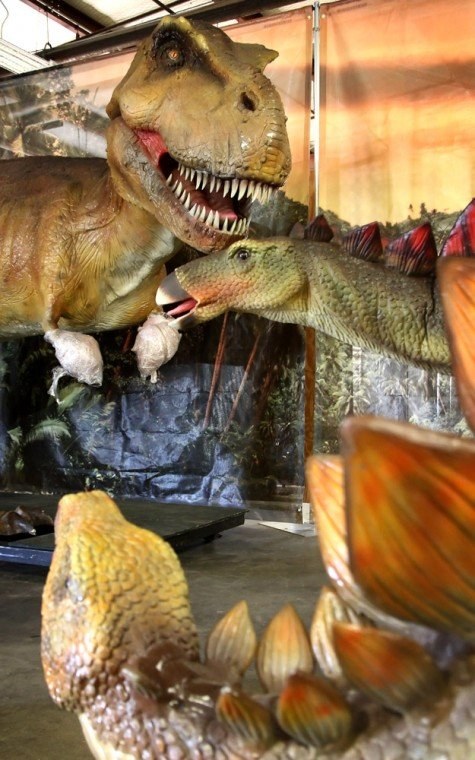 Discover the Dinosaurs at Expo Center