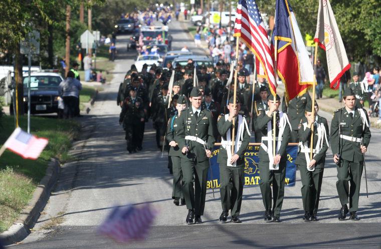 Copperas Cove Veterans Day Parade