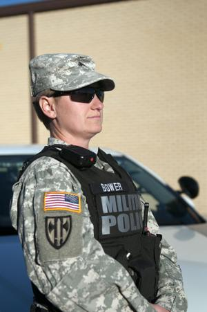 Outer tactical vest