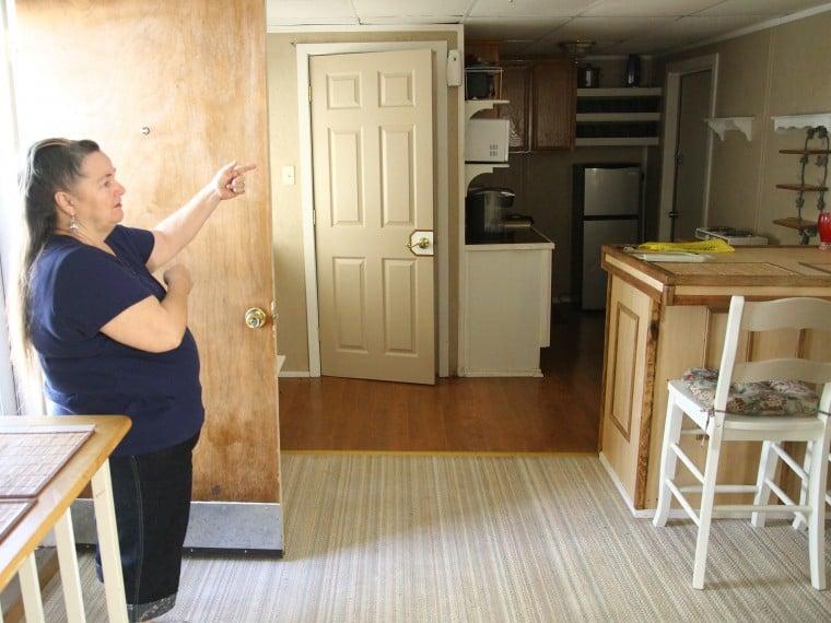 Debate Over Mobile Homes in Heights