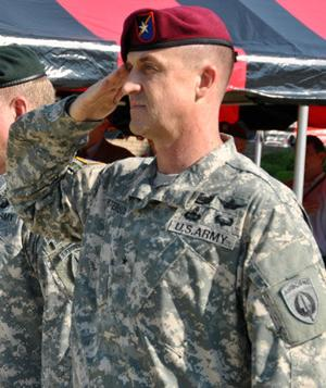 Army taps new commander for First Army's Division West