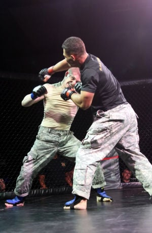 III Corps and Fort Hood Combatives