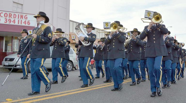 Copperas Cove Ushers in Holiday Season with Parade