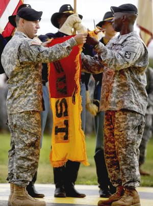 4th Sustainment Brigade change