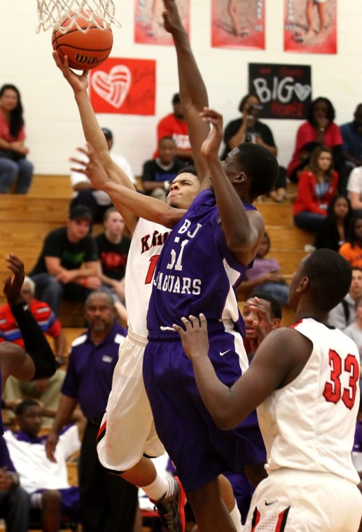 Boys Basketball: Harker Heights v. LBJ