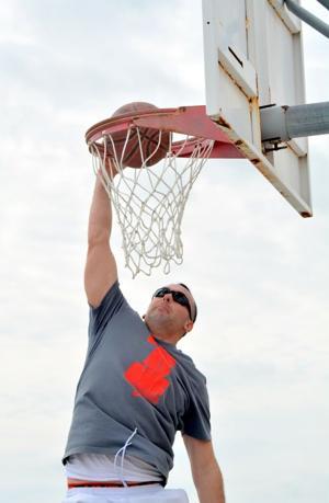 Slam Dunk Contest