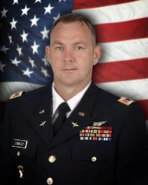 Chief Warrant Officer 3 Stephen B. Cooley