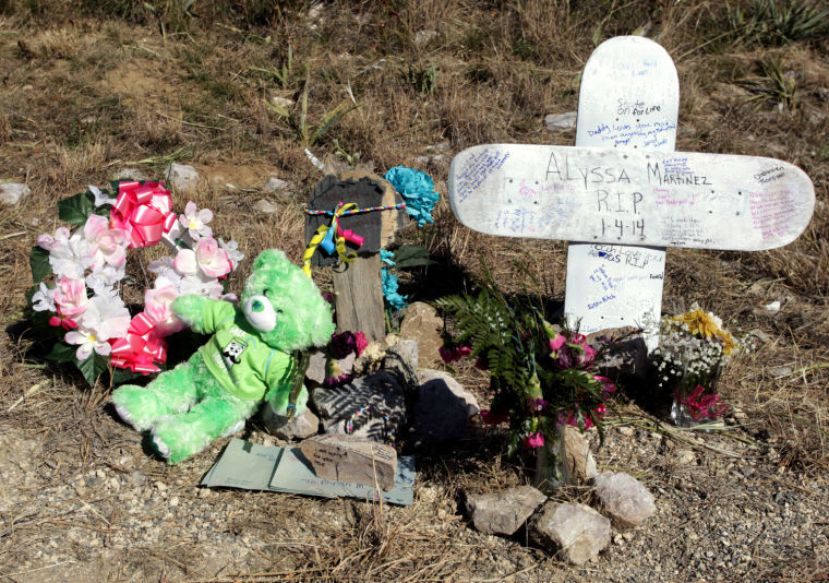Hit-and-run victim remembered through memorial messages