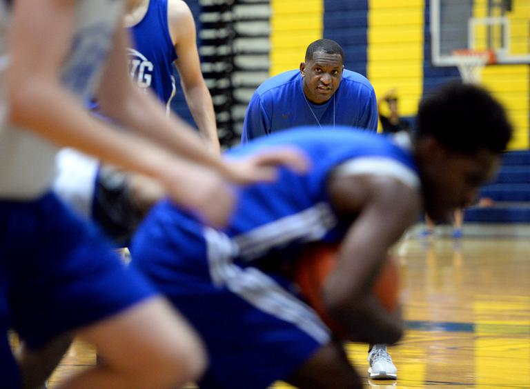 NERVOUS EXCITEMENT: Coach White's Bulldawgs have been almost too good in preseason