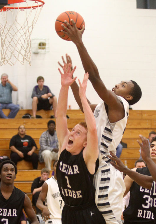 Boys Basketball: Shoemaker v. Cedar Ridge