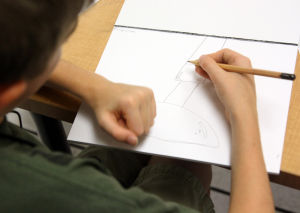CTC drawing class for kids
