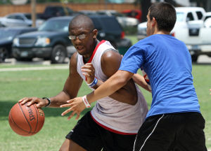 Belton Park and Rec hosts 3-on-3 tourney