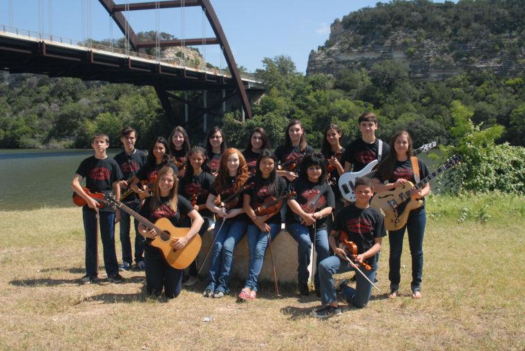 Austin Lake Travis Fiddlers