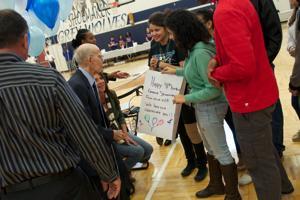 Shoemaker's 91st birthday