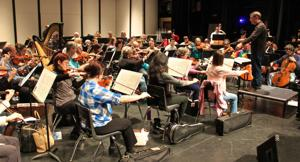 Temple Symphony Orchestra