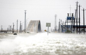 Texas braces for Ike