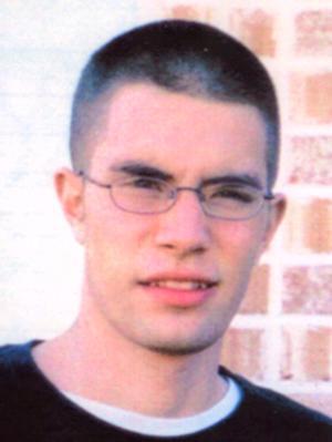 Benjamin Lund at age 18