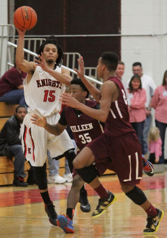 Harker Heights vs Killeen Boys Basketball