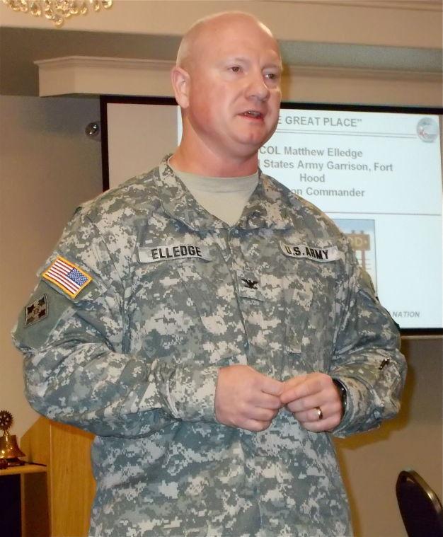 Col. Matthew Elledge
