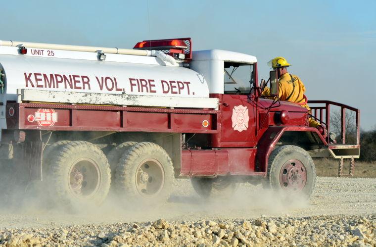 Fort Hood Fire