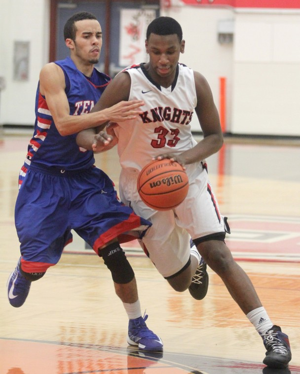 Harker Heights vs Temple Boys Basketball