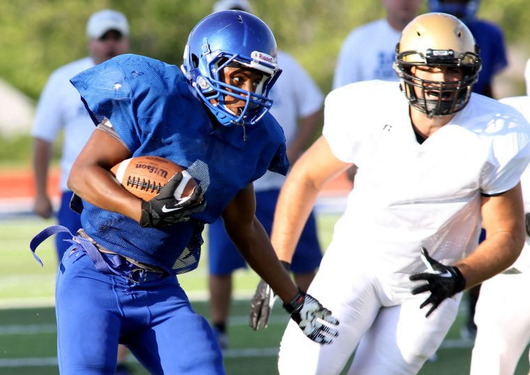 Cove face Abilene in scrimmage