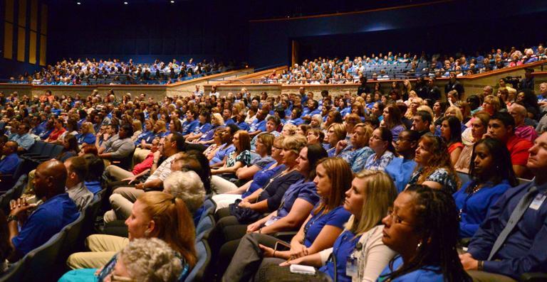 Taking Rachel's Challenge: Faculty, staff educated on anti-bullying program
