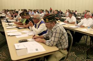 American Legion training
